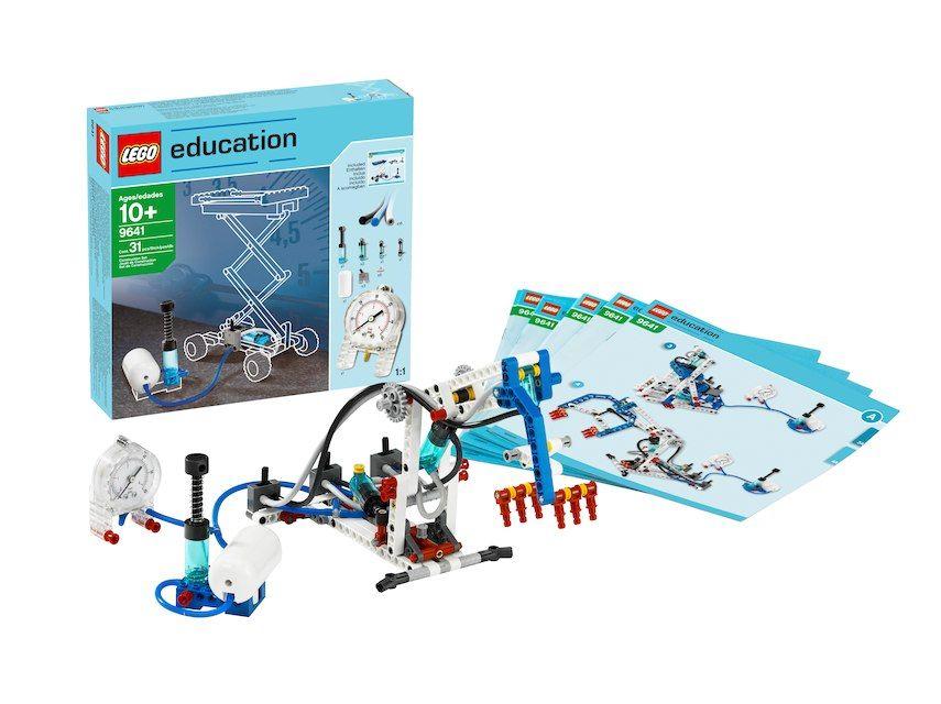 Machines & Mechanisms | LEGO Education