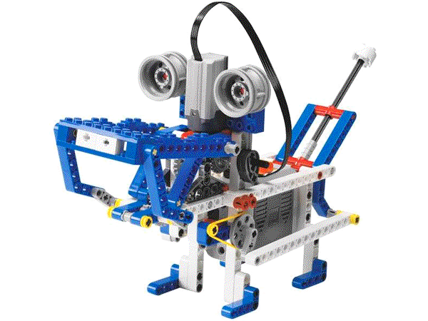 LEGO Education machines and mechanisms