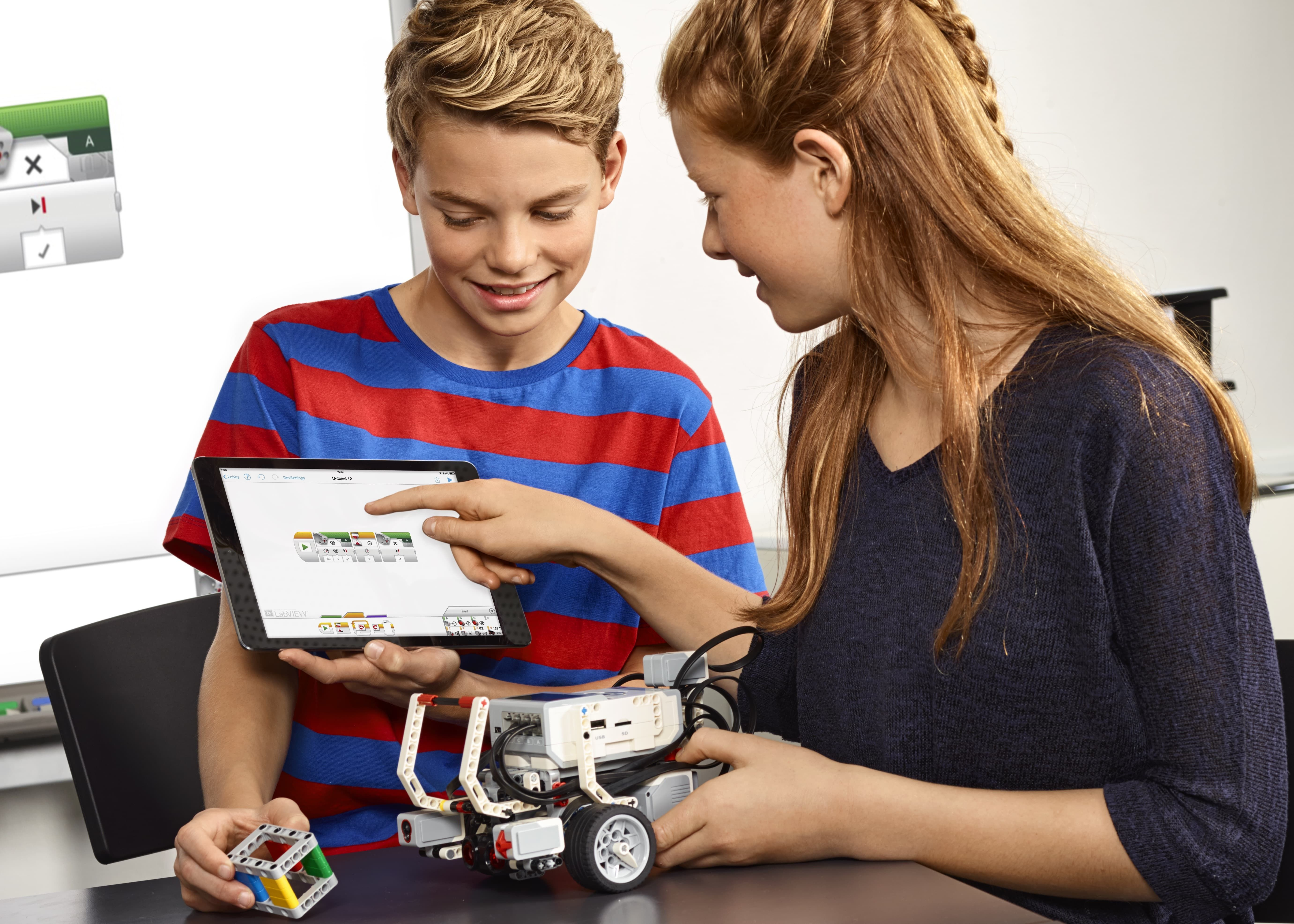 LEGO® Mindstorms EV3 education