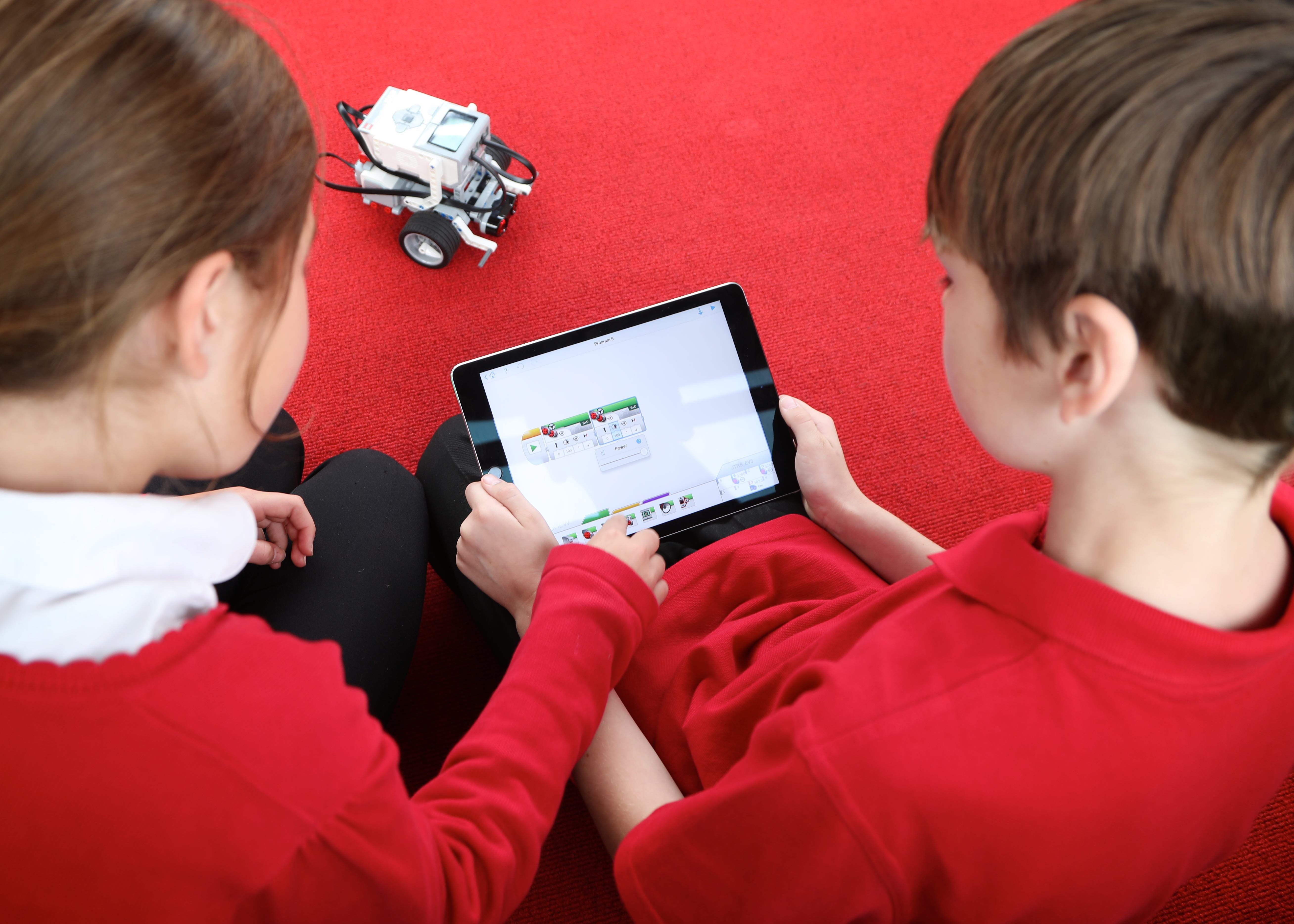 LEGO® Mindstorms EV3 education in school