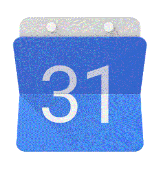 google calendar app for learning in the classroom
