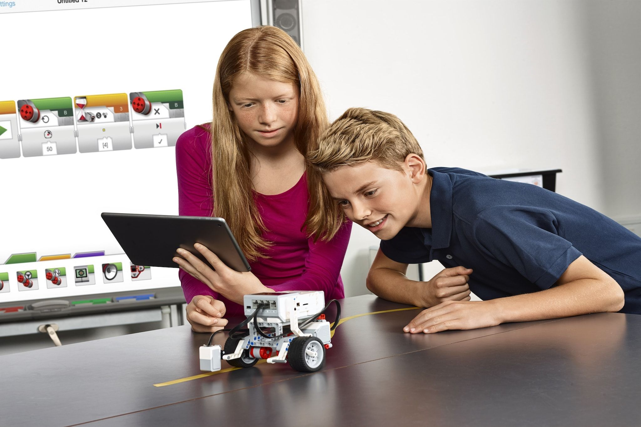 LEGO technology solutions for education