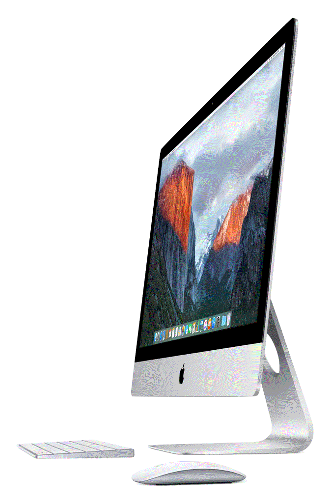 Apple technical support iMac